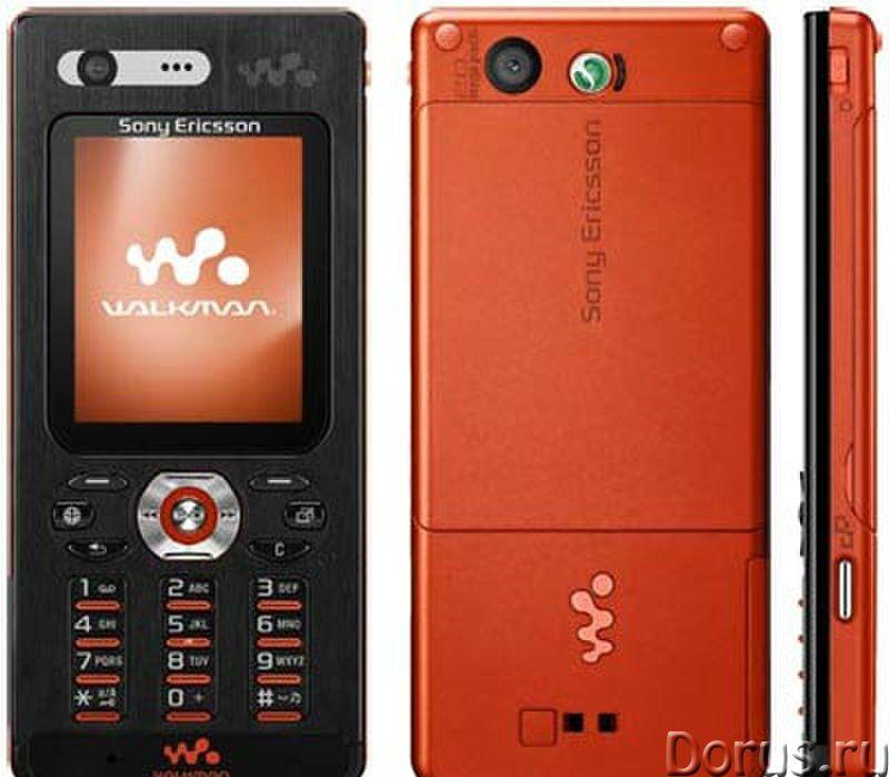Новый оригинальный Sony Ericsson Walkman W880i (полный комплект) - Телефоны - Абсолютно - новый ориг..., фото 1