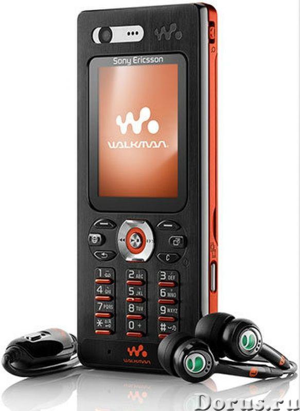Новый оригинальный Sony Ericsson Walkman W880i (полный комплект) - Телефоны - Абсолютно - новый ориг..., фото 2