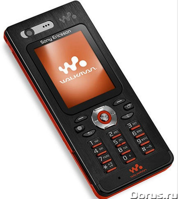 Новый оригинальный Sony Ericsson Walkman W880i (полный комплект) - Телефоны - Абсолютно - новый ориг..., фото 3