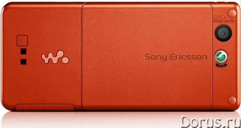 Новый оригинальный Sony Ericsson Walkman W880i (полный комплект) - Телефоны - Абсолютно - новый ориг..., фото 4