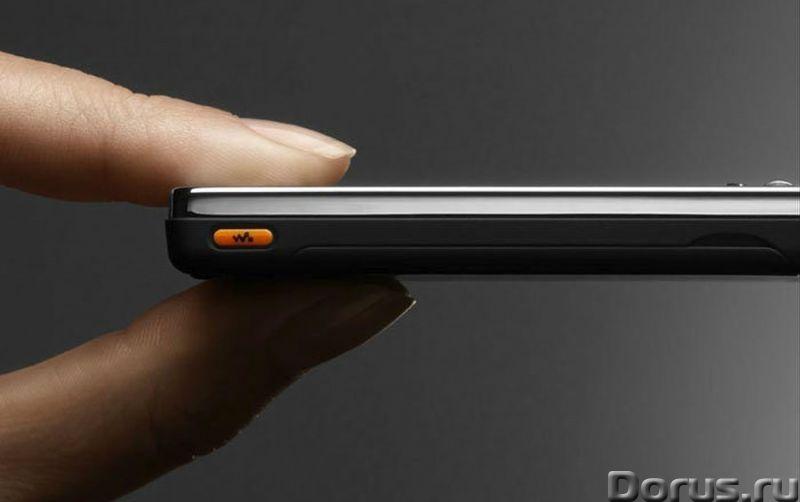 Новый оригинальный Sony Ericsson Walkman W880i (полный комплект) - Телефоны - Абсолютно - новый ориг..., фото 5