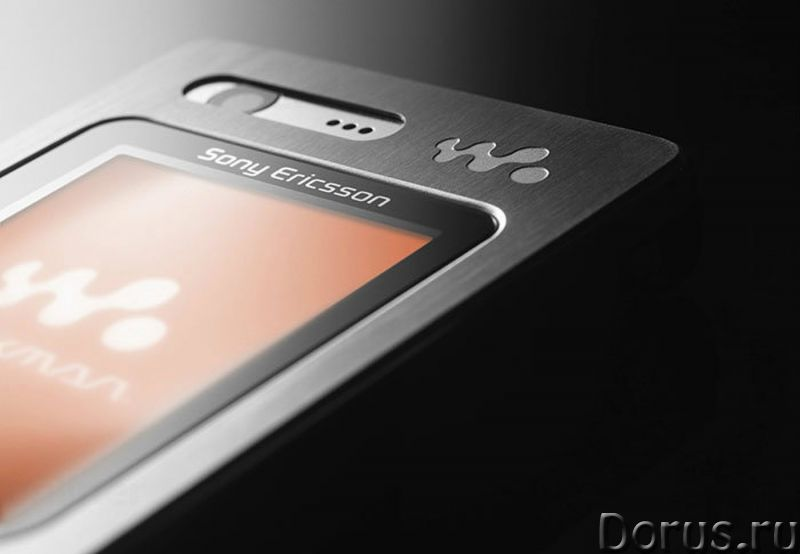 Новый оригинальный Sony Ericsson Walkman W880i (полный комплект) - Телефоны - Абсолютно - новый ориг..., фото 6