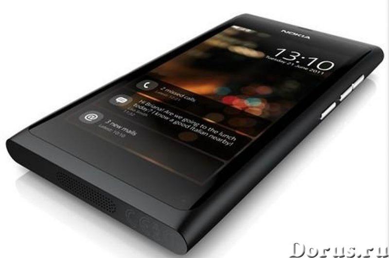 Новый Nokia N9 64Gb Black (Финляндия, Ростест) - Телефоны - Nokia N9 64gb Black-суперсовременный фла..., фото 2