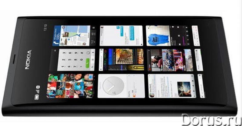 Новый Nokia N9 64Gb Black (Финляндия, Ростест) - Телефоны - Nokia N9 64gb Black-суперсовременный фла..., фото 3