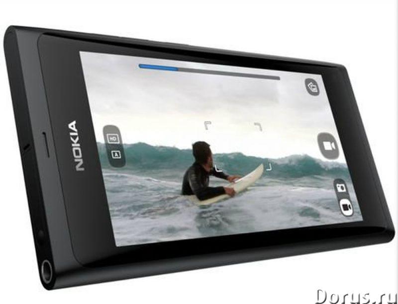 Новый Nokia N9 64Gb Black (Финляндия, Ростест) - Телефоны - Nokia N9 64gb Black-суперсовременный фла..., фото 4