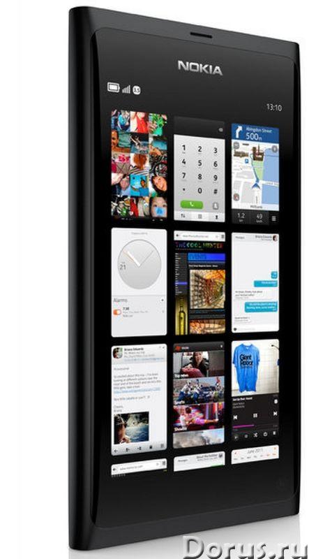 Новый Nokia N9 64Gb Black (Финляндия, Ростест) - Телефоны - Nokia N9 64gb Black-суперсовременный фла..., фото 5