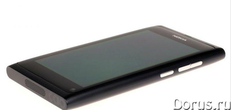 Новый Nokia N9 64Gb Black (Финляндия, Ростест) - Телефоны - Nokia N9 64gb Black-суперсовременный фла..., фото 7
