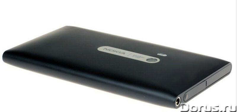 Новый Nokia N9 64Gb Black (Финляндия, Ростест) - Телефоны - Nokia N9 64gb Black-суперсовременный фла..., фото 8