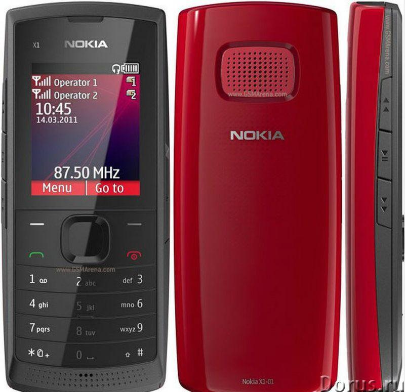Новый Nokia X1 (Ростест,оригинал, 2-сим.карты) - Телефоны - Телефон находится в идеальном внешнем и..., фото 1