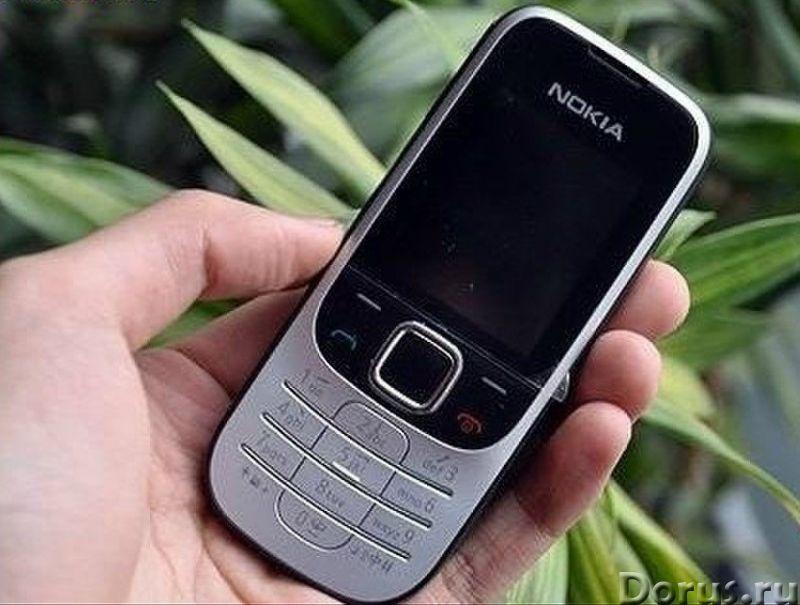 Новый Nokia 2330с Black (Ростест, оригинал, комплект) - Телефоны - Телефон совершенно-новый, оригина..., фото 1