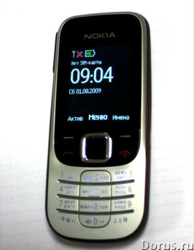 Новый Nokia 2330с Black (Ростест, оригинал, комплект) - Телефоны - Телефон совершенно-новый, оригина..., фото 2