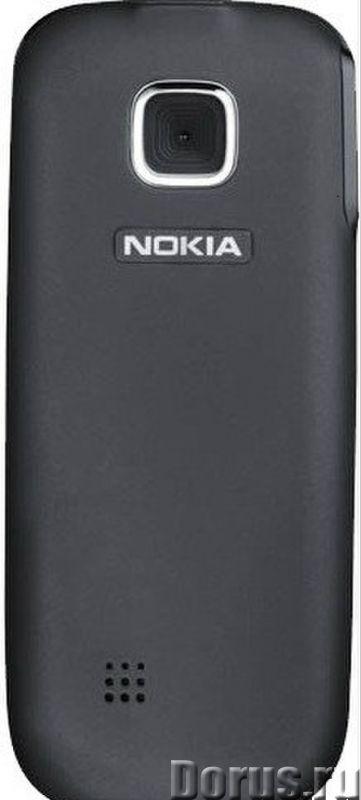 Новый Nokia 2330с Black (Ростест, оригинал, комплект) - Телефоны - Телефон совершенно-новый, оригина..., фото 3