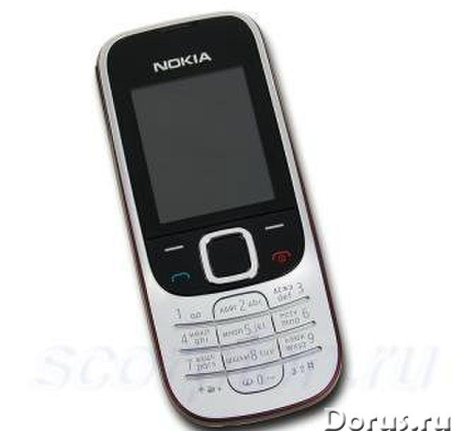 Новый Nokia 2330с Black (Ростест, оригинал, комплект) - Телефоны - Телефон совершенно-новый, оригина..., фото 4