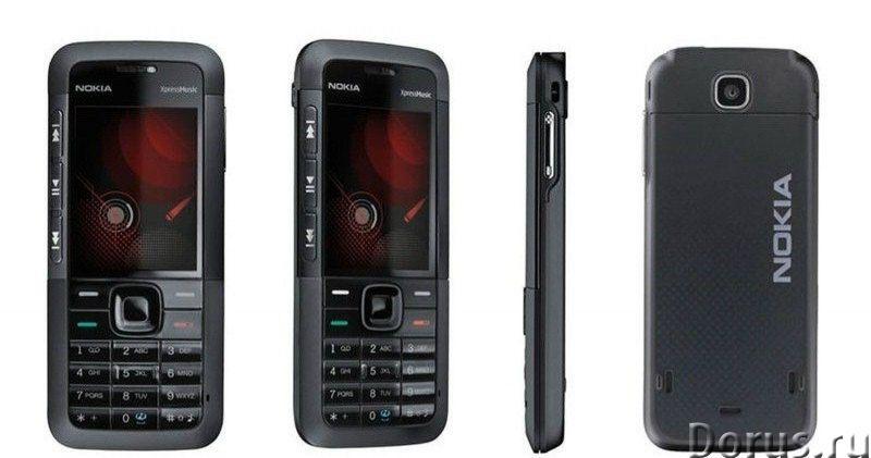 Новый Nokia 5310 Xpress Music (Ростест, оригинал, комплект) - Телефоны - Абсолютно-новый телефон (не..., фото 1