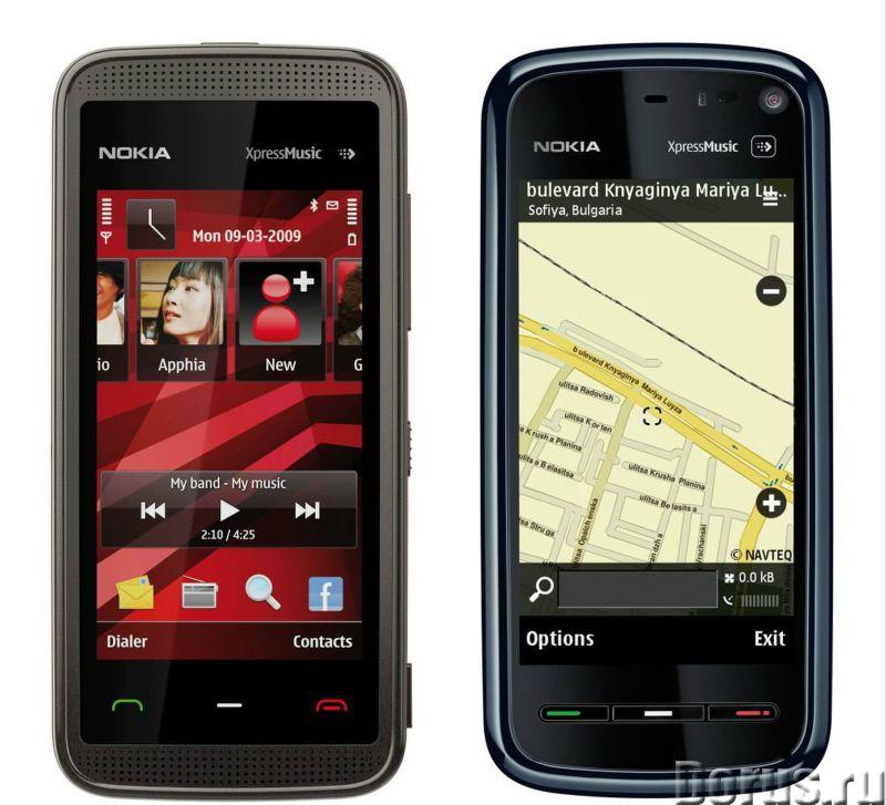 Новый Nokia 5530 XpressMusicBlack (Ростест,оригинал) - Телефоны - Абсолютно - новый оригинальный тел..., фото 4