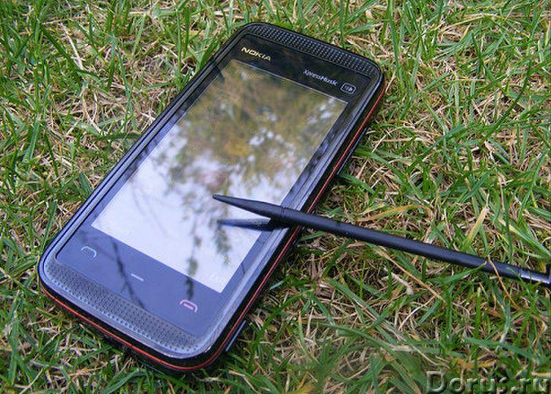 Новый Nokia 5530 XpressMusicBlack (Ростест,оригинал) - Телефоны - Абсолютно - новый оригинальный тел..., фото 7
