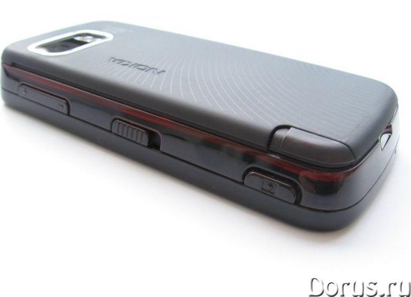 Новый NOKIA 5800 XpressMusic Black Red (Ростест,оригинал) - Телефоны - Новый оригинальный телефон NO..., фото 8
