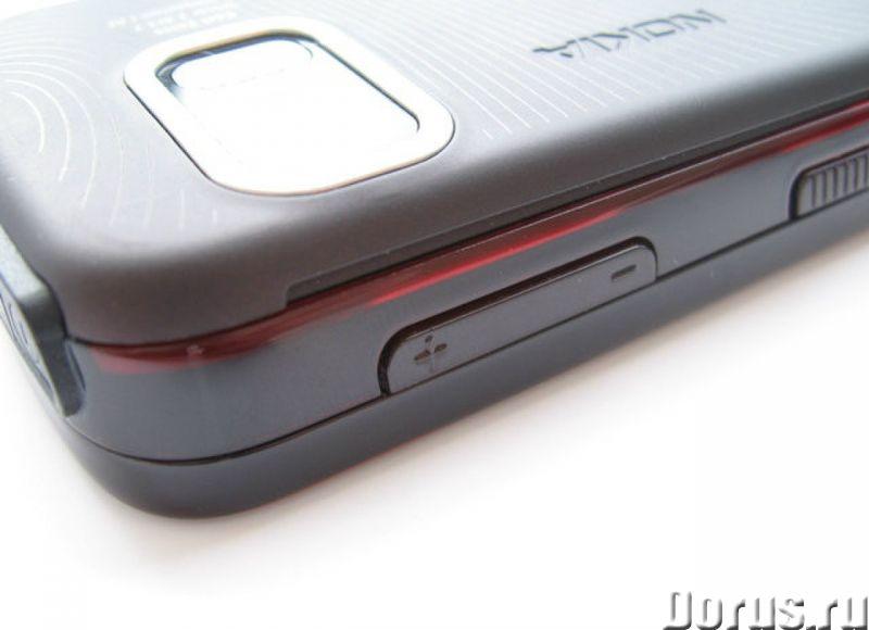 Новый NOKIA 5800 XpressMusic Black Red (Ростест,оригинал) - Телефоны - Новый оригинальный телефон NO..., фото 10