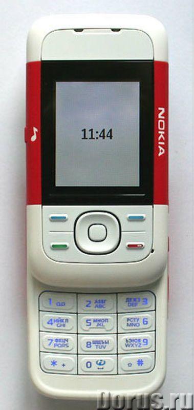 Новый тел.Nokia 5200 (Ростест, оригинал, комплект) - Телефоны - Легендарный телефон абсолютно-новый..., фото 1