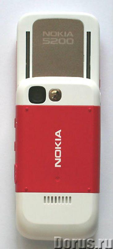 Новый тел.Nokia 5200 (Ростест, оригинал, комплект) - Телефоны - Легендарный телефон абсолютно-новый..., фото 2