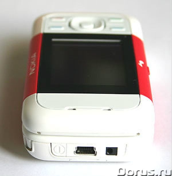 Новый тел.Nokia 5200 (Ростест, оригинал, комплект) - Телефоны - Легендарный телефон абсолютно-новый..., фото 4