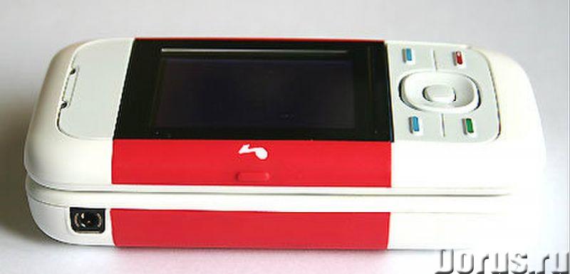 Новый тел.Nokia 5200 (Ростест, оригинал, комплект) - Телефоны - Легендарный телефон абсолютно-новый..., фото 5