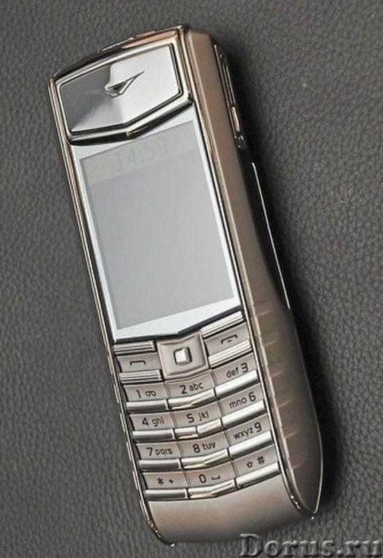 Новый элитный Vertu Ascent Ti (полный комплект) - Телефоны - Новый Vertu Ascent Ti (дисплей в защитн..., фото 1