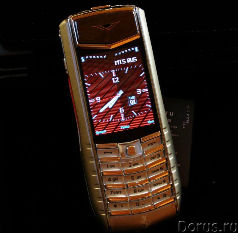 Новый элитный Vertu Ascent Ti (полный комплект) - Телефоны - Новый Vertu Ascent Ti (дисплей в защитн..., фото 3