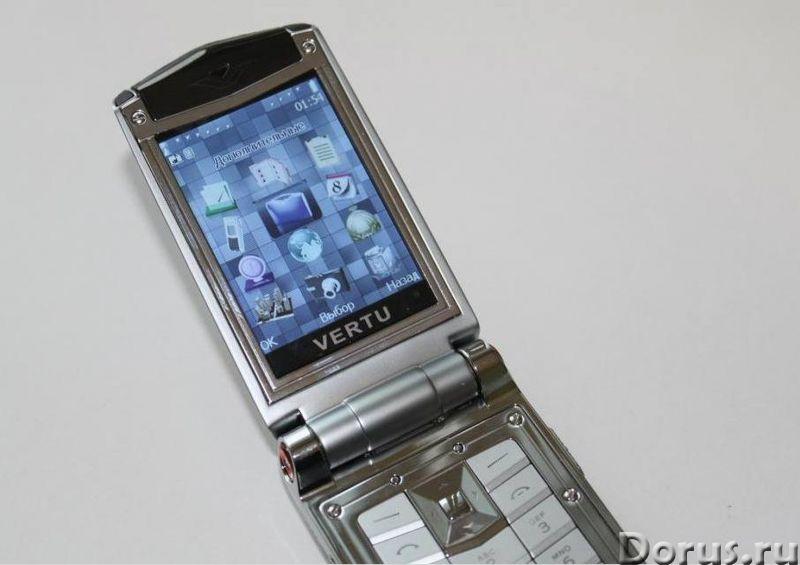 Новый Vertu Constellation Ayxta Black Exclusive (комплект ) - Телефоны - Телефон совершенно-новый (о..., фото 4