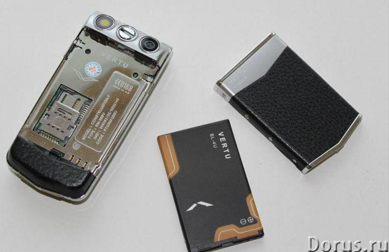 Новый Vertu Constellation Ayxta Black Exclusive (комплект ) - Телефоны - Телефон совершенно-новый (о..., фото 5