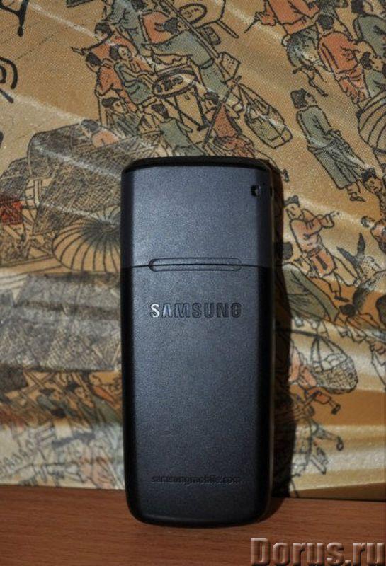 Новый Samsung SGH-B100 Black (оригинал,Корея) - Телефоны - Телефон Samsung SGH-B100 является сертифи..., фото 3