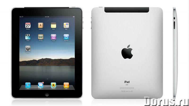 Новый планшет Apple iPad (оригинал,полный комплект) - Планшеты - Абсолютно-новый, оригинальный, не и..., фото 1