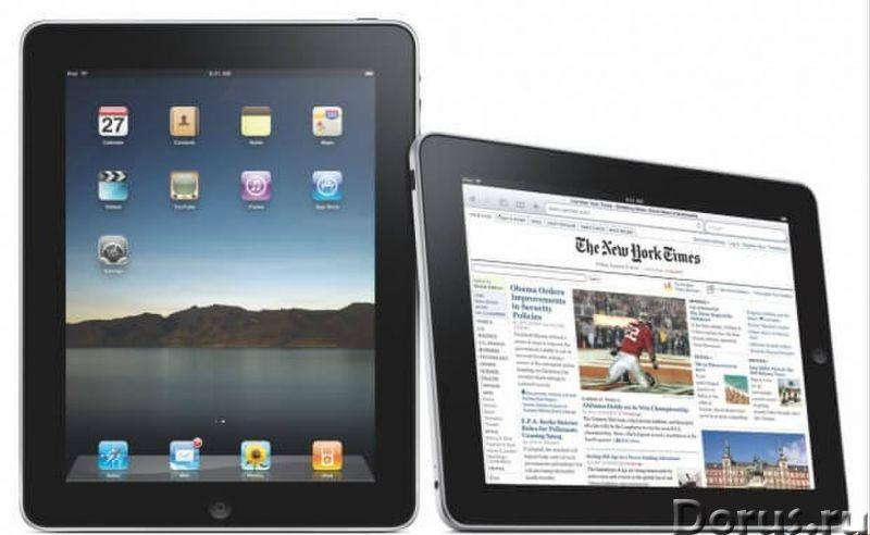 Новый планшет Apple iPad (оригинал,полный комплект) - Планшеты - Абсолютно-новый, оригинальный, не и..., фото 2