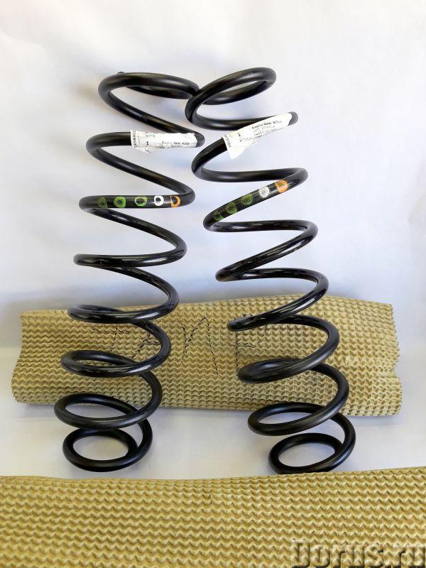 Пружины подвески задней для Volkswagen Polo - Запчасти и аксессуары - Оригинальные пружины задней по..., фото 3