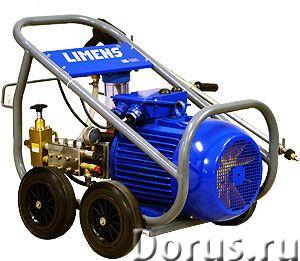 Промышленные гидроструйные аппараты высокого давления серии LM - Промышленное оборудование - Компани..., фото 1