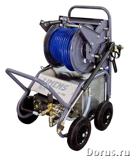 Промышленные гидроструйные аппараты высокого давления серии LM - Промышленное оборудование - Компани..., фото 4