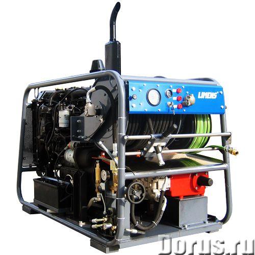 Промышленные гидроструйные аппараты высокого давления серии LM - Промышленное оборудование - Компани..., фото 6