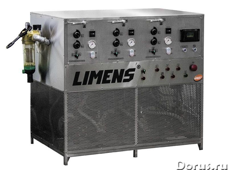 Промышленные гидроструйные аппараты высокого давления серии LM - Промышленное оборудование - Компани..., фото 8