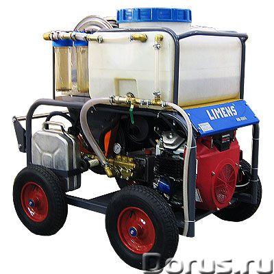 Промышленные гидроструйные аппараты высокого давления серии LM - Промышленное оборудование - Компани..., фото 9