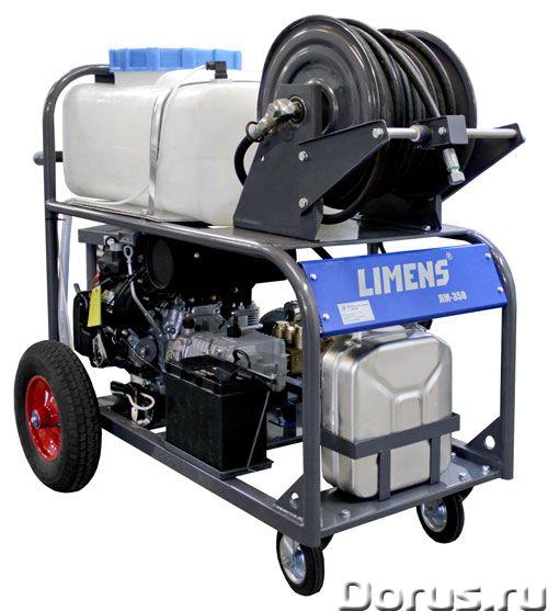 Промышленные гидроструйные аппараты высокого давления серии LM - Промышленное оборудование - Компани..., фото 10
