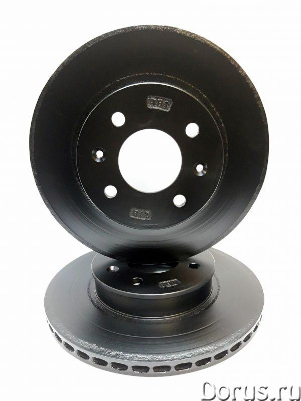 Тормозные диски переднии для Hyundai - Запчасти и аксессуары - Оригинальные тормозные диски № 51712..., фото 1