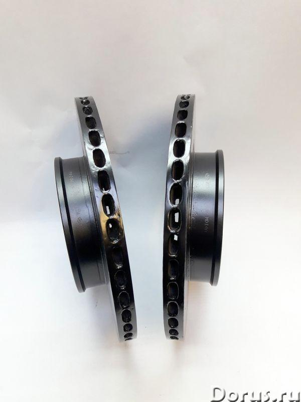 Тормозные диски переднии для Hyundai - Запчасти и аксессуары - Оригинальные тормозные диски № 51712..., фото 2