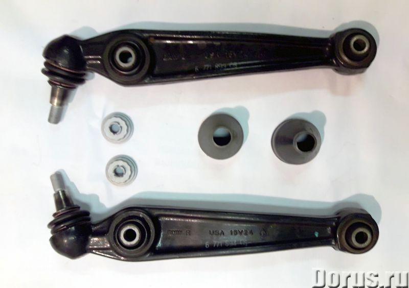 Рычаги подвески пореречные LEMFRDER для BMW X5 Х6 E70 - Запчасти и аксессуары - Оригинальные попереч..., фото 3