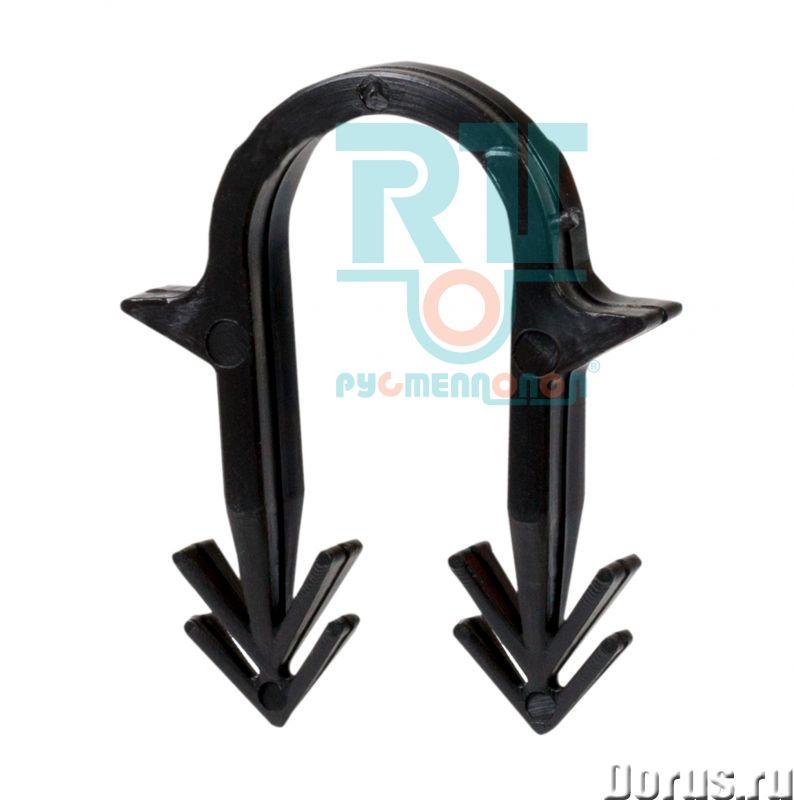 Гарпун скоба - Материалы для строительства - Кассетные гарпун-скобы KS 1620D для фиксации труб тепло..., фото 2