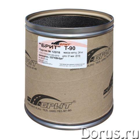 Мастика герметизирующая Брит Т-75, 85, 90 - Материалы для строительства - Мастики Брит Т используютс..., фото 2