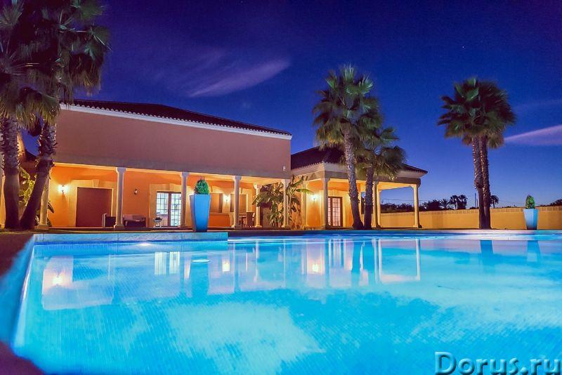 Продажа усадьбы рядом с морем в Испании, Дения - Недвижимость за рубежом - Современная вилла класса..., фото 2