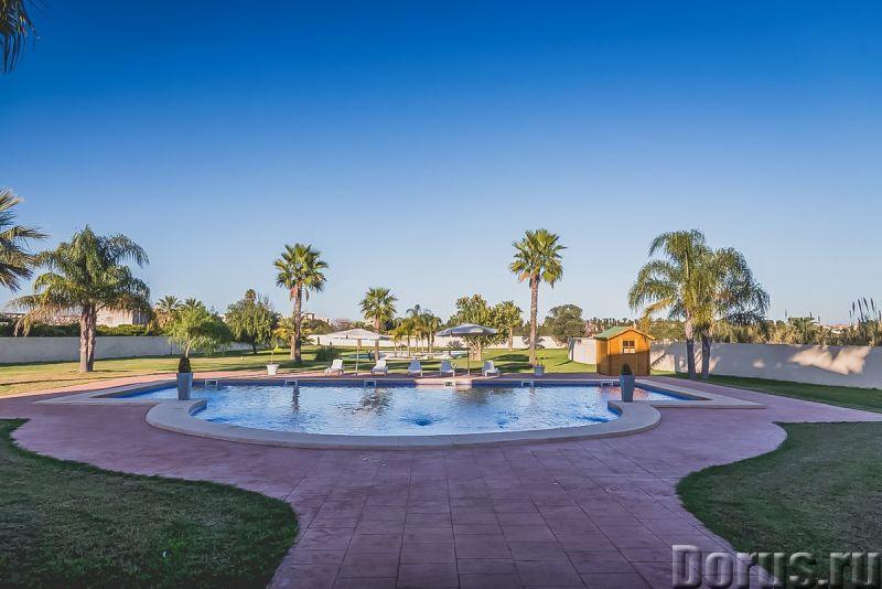 Продажа усадьбы рядом с морем в Испании, Дения - Недвижимость за рубежом - Современная вилла класса..., фото 3