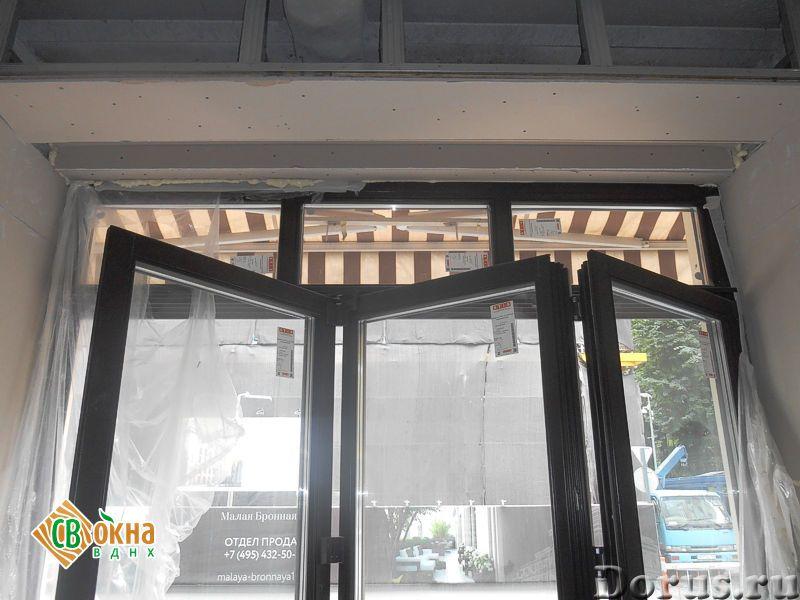 Окна-«гармошки» и складные двери - Материалы для строительства - Вы получаете * Панорамное остеклени..., фото 2