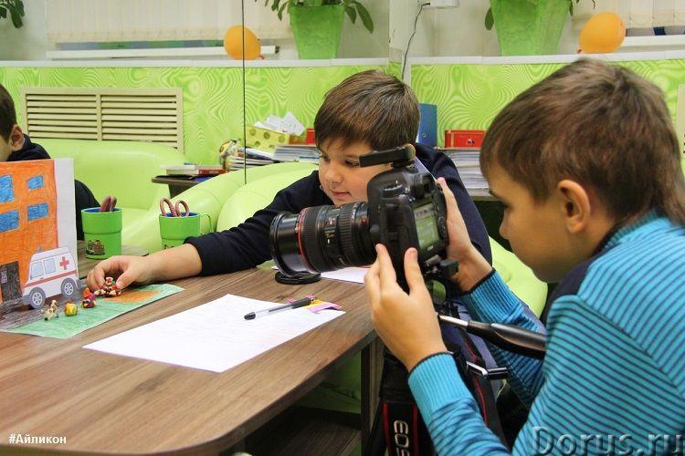 Мультстудия для детей в Измайлово - Прочее по отдыху и спорту - Мультипликационная студия для детей..., фото 1
