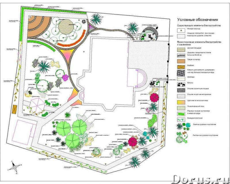"Курс ""Ландшафтный дизайн"" - Курсы - Школа ландшафтного дизайна приглашает на обучение Ландшафтный ди..., фото 1"